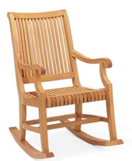 Kuta Rocking Chair - All Teak