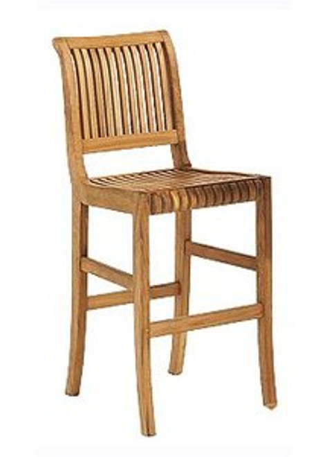 Kuta Armless Bar Chair