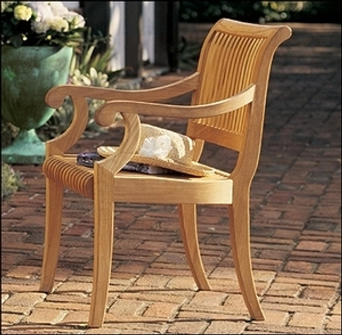 Kuta Teak Arm Chair