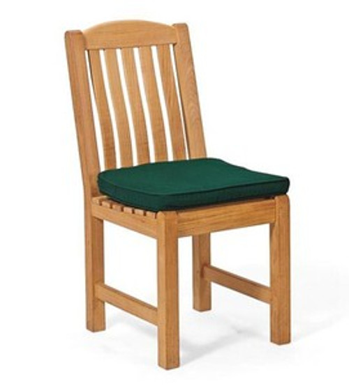 Teak Kingston Side Chair