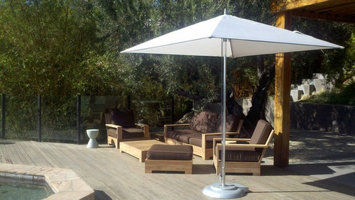 Very attractive teak sofa set 6pc