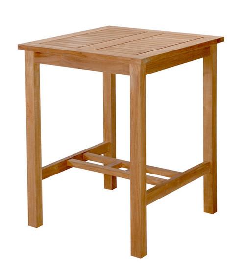 square pub tables
