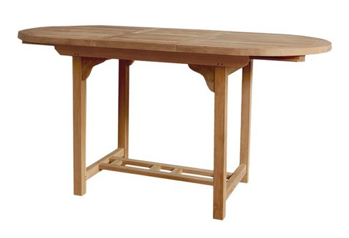 OVAL PUB TABLE XX THICK TOP