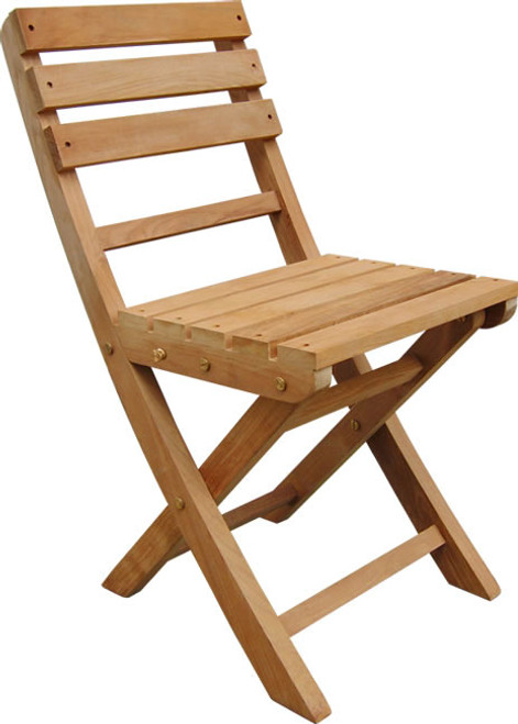 MIAMI FOLDING CHAIR (lot of 6)