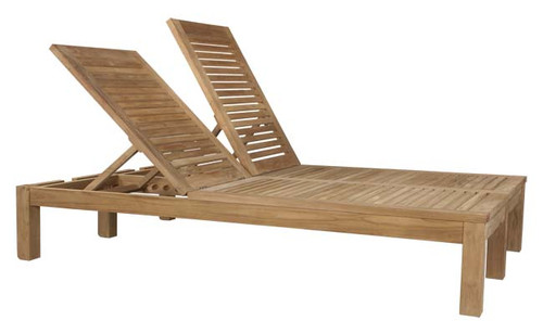 SONOMA DOUBLE CHAISE LOUNGER