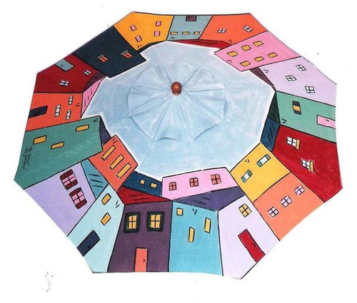 ART UMBRELLA - LA BOCA