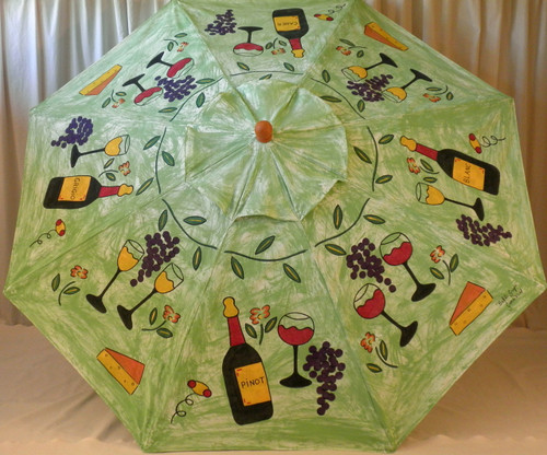 ART UMBRELLA - BELLA GRIGIO