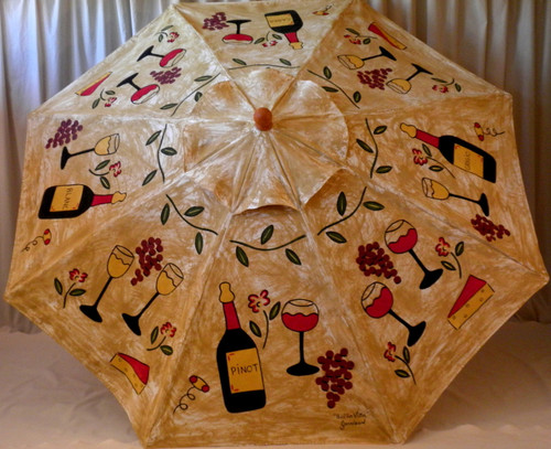 ART UMBRELLA - BELLA VISTA