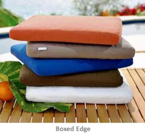 Boxed Edge Cushion