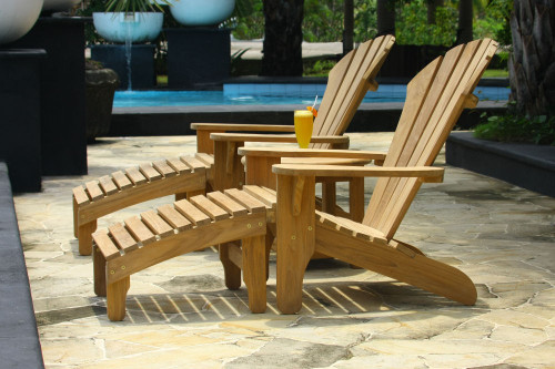 (3pc) DNI ADIRONDACK CHAIR SET - II