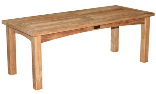 DNI RECTANGULAR COFFEE TABLE 42