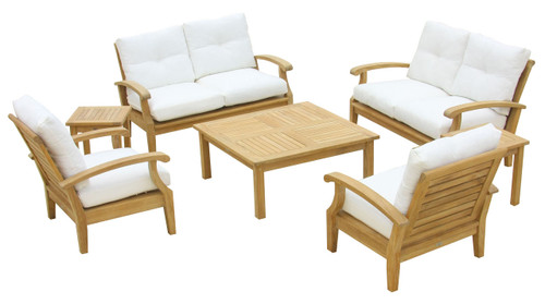 (7pc) DNI SOFA SET
