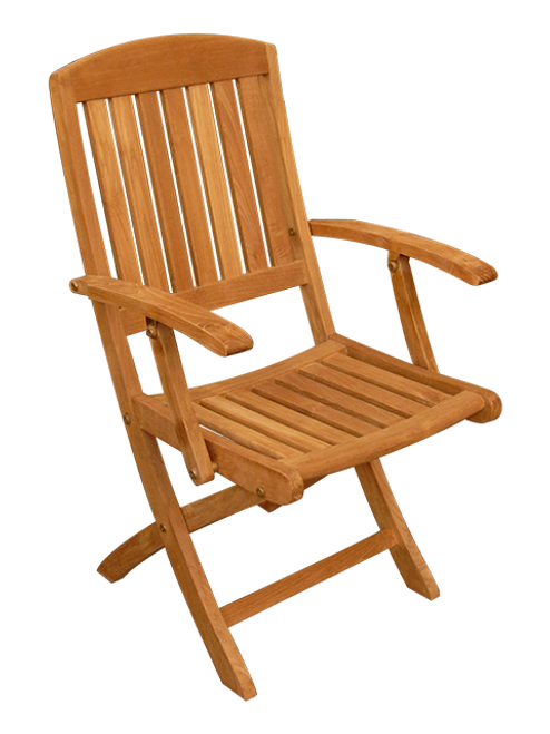 MEXI FOLDING ARM CHAIR (lot of 8)