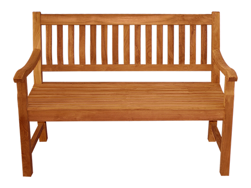 RIVERSIDE BENCH 5' (lot of 4)
