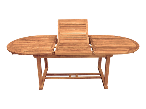 BLOOMINGTON OVAL EXTENSION TABLE