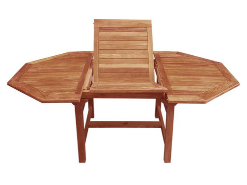 CABO OCTAGONAL EXTENSION TABLE