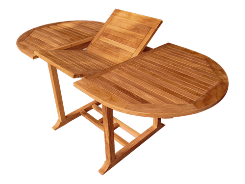 OVAL EXTENSION TABLE 71