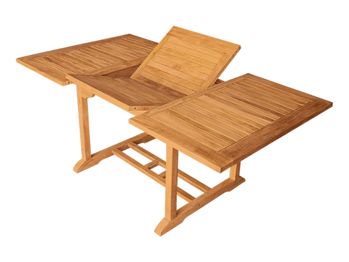 RECTANGULAR EXTENSION TABLE 71