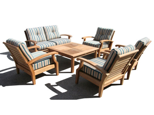 (6pc) DNI SOFA SET - III