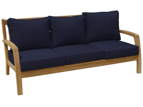 Large Teak Sofa