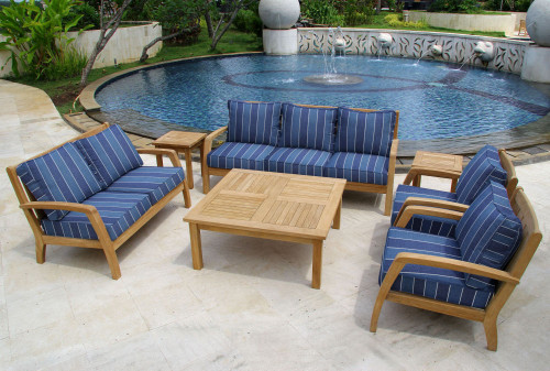 (7pc) DNI SUMMER SOFA SET