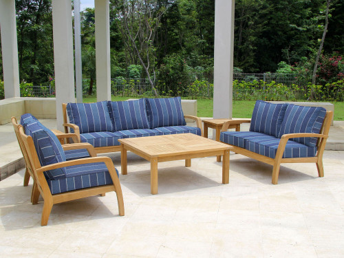 (6pc) DNI SUMMER SOFA SET