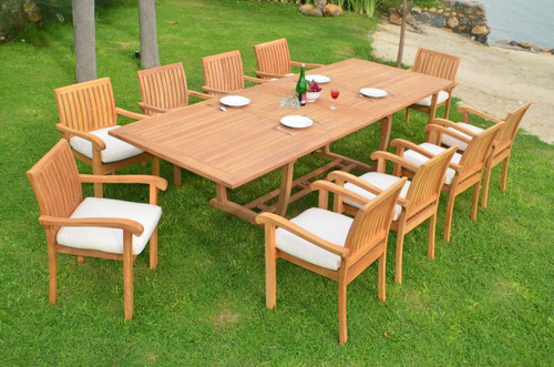 SONOMA DINING SET - RECTA - I