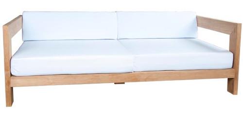 SPARTAN DEEP SEAT SOFA W/ARMS