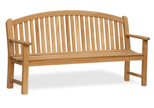 DNI CURVED BACK BENCH 72