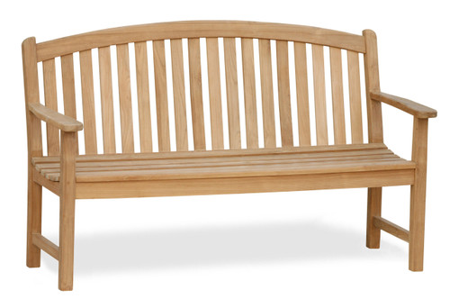 DNI CURVED BACK BENCH 61