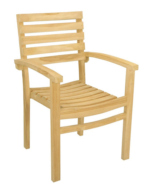 HURLY STACKING CHAIR - out of stock