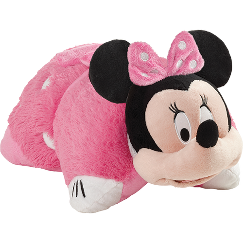 Disney Pink Minnie Mouse Pillow Pet