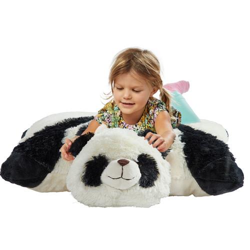 Jumbo Comfy Panda Pillow Pet