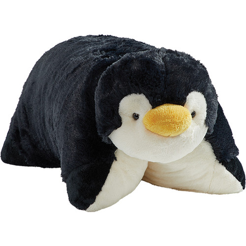 Playful Penguin Pillow Pet