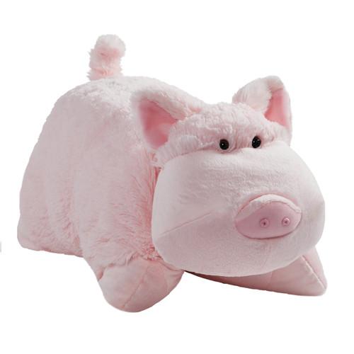 Wiggly Pig Pillow Pet