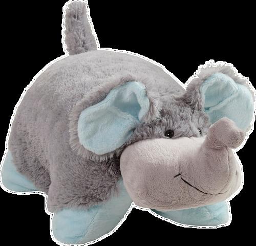 Nutty Elephant Pillow Pet