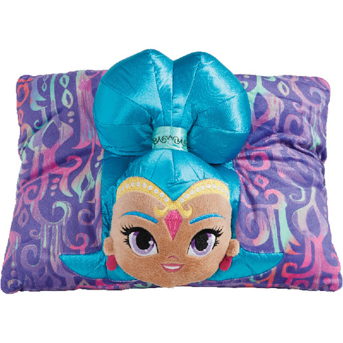 Nickelodeon Shimmer and Shine, Shine Pillow Pet open