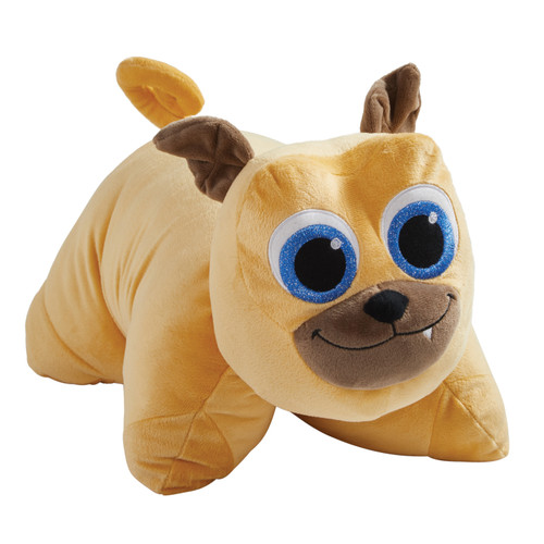 Disney Puppy Dog Pals Rolly Pillow Pet