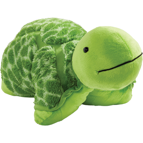 Teddy Turtle Pillow Pet