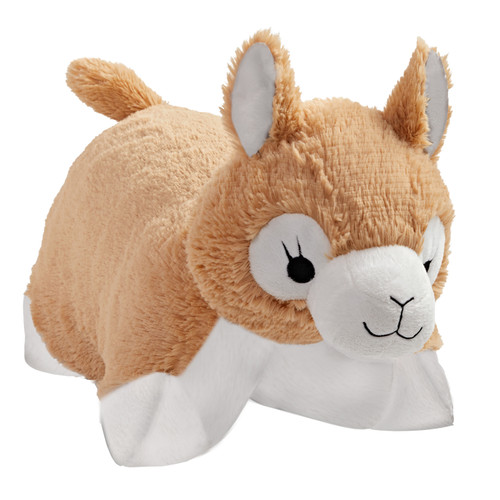 Lovable Llama Pillow Pet folded