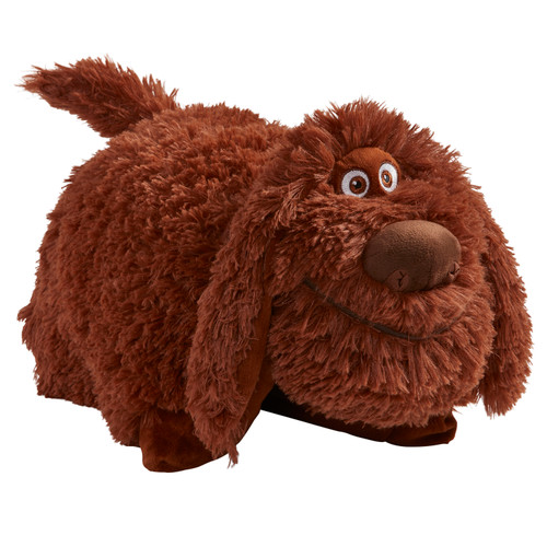Duke Pillow Pet - Secret Life of Pets Folded