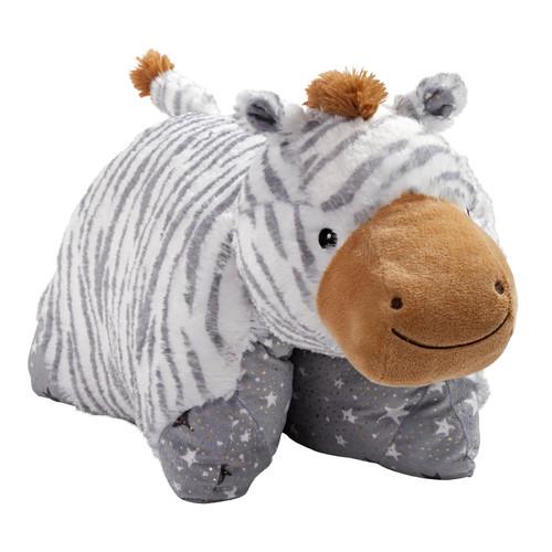 Comfy Zebra Pillow Pet