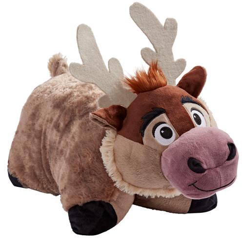 Disney Frozen II Sven Reindeer Pillow Pet - Folded
