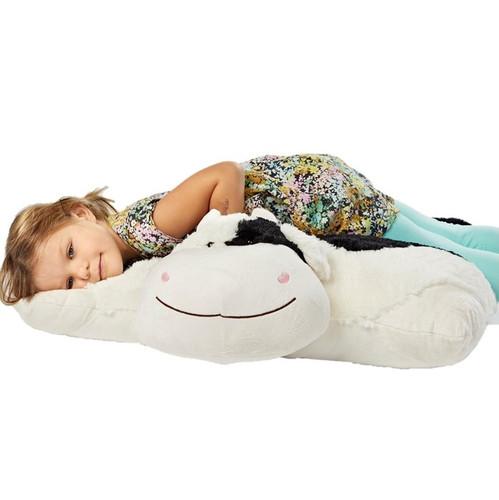 Jumbo Cozy Cow Pillow Pet