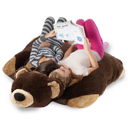 Jumbo Mr Bear Pillow Pet
