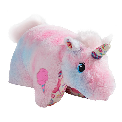 COMING SOON! Sweet Scented Cotton Candy Unicorn Pillow Pet