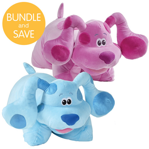 Nickelodeon Blue's Clues - Blue & Magenta Combo Pack