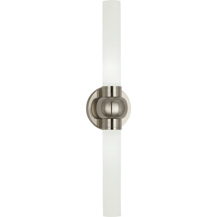 Robert Abbey Daphne Wall Sconce in Antique Silver Finish B6900
