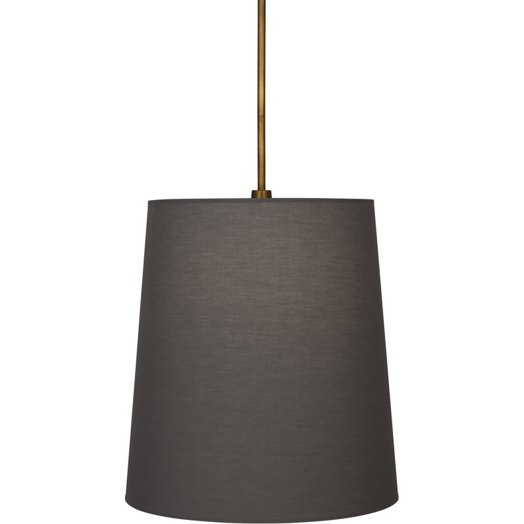 Robert Abbey Rico Espinet Buster Pendant in Aged Brass 2802