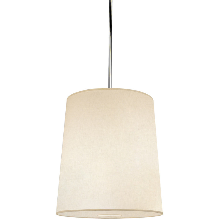 Robert Abbey Rico Espinet Buster Pendant in Polished Nickel Finish 2055W